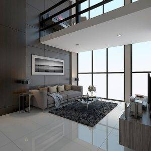 The Ivy Jomtien Condominium Loft Style12